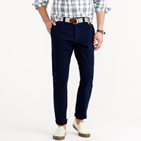 J.Crew Wallace And Barnes Officer Chino In Italian Twill