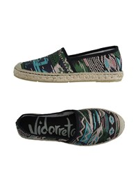 Vidorreta Footwear Espadrilles Men Brown