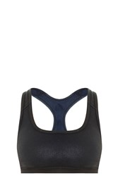 Madegold Indigo Sports Bra Black