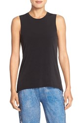 Women's Prismsport Muscle Tee Black