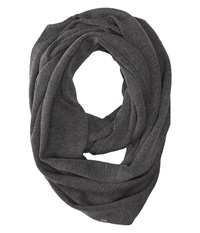 The Conrad Scarf Charcoal 1 Scarves Gray