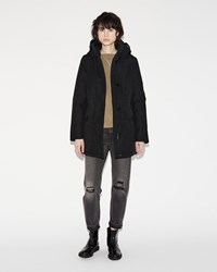 Woolrich Goretex Mountain Parka Black