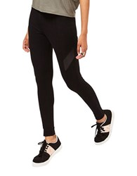 Miss Selfridge Ankle Length Leggings Black