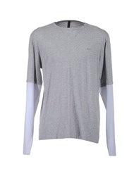 Sun 68 Topwear Long Sleeve T Shirts Men