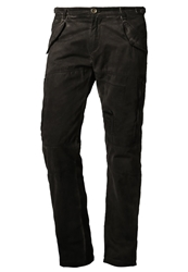 Alpha Industries Flight Pant Trousers Dark Brown