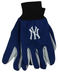 Forever Collectibles New York Yankees Palm Gloves