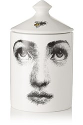 Fornasetti L'ape Scented Candle White