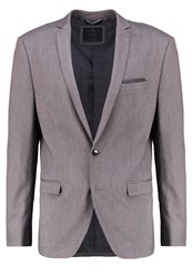 Tom Tailor Suit Jacket Tarmac Grey Anthracite