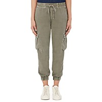 Nsf Women's Johnny Cargo Pants Dark Grey