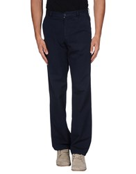Trussardi Jeans Trousers Casual Trousers Men Dark Blue