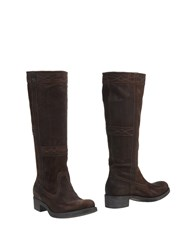 Nero Giardini Footwear Boots Women Dark Brown