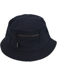 Stone Island Bucket Hat Blue