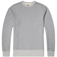 Sasquatchfabrix. Peaceful Crew Sweat Ash Grey