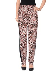 French Connection Trousers Casual Trousers Women Red