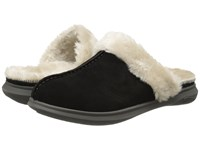 Spenco Supreme Slide Black Women's Slippers