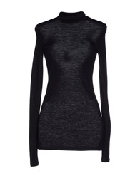 Suoli Knitwear Turtlenecks Women Black