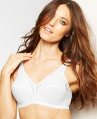 Carnival Camisole Shoulder Soft Cup Bra 620 White