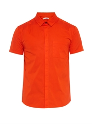 Richard Nicoll Short Sleeved Cotton Shirt