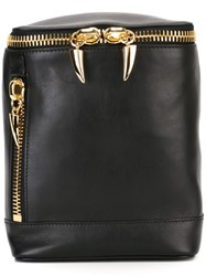 Giuseppe Zanotti Design Mini 'Franz' Backpack Black