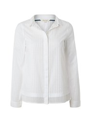 White Stuff Simplicity Shirt White