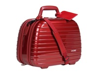 Rimowa Salsa Deluxe Beauty Case Oriental Red Luggage