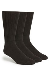 Calvin Klein Men's Casual Socks Black