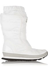 Adidas By Stella Mccartney Kattegat Quilted Shell Boots