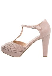 Refresh Peep Toes Taupe