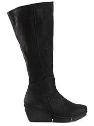 Trippen 'Shake' Boots Black