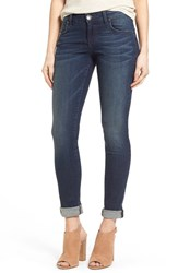 Kut From The Kloth Petite Women's 'Catherine' Slim Boyfriend Jeans Carefulness