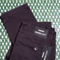 Dr. Denim Chinos Dark Grey