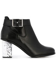 Mcq By Alexander Mcqueen 'Shacklewell' Boots Black