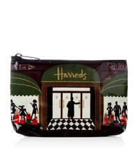 Harrods Harrods Windows Purse Unisex