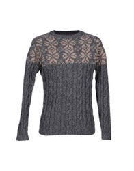 Alpha Massimo Rebecchi Sweaters Dark Blue