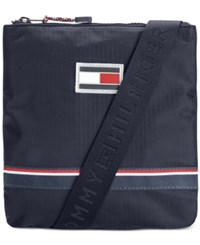 Tommy Hilfiger Ripstop Nylon Crossbody Bag Navy