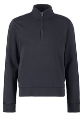 Gap Sweatshirt Moonless Night Dark Blue