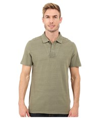 Timberland Great Brook Slub Polo Cassel Earth Men's Clothing Green