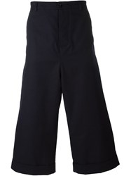 Societe Anonyme 'Hackney Long' Trousers Blue