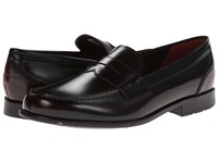 Rockport Classic Loafer Lite Penny Burgundy Men's Slip On Dress Shoes