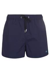Hom Marine Swimming Shorts Navy Dark Blue