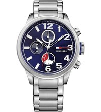 Tommy Hilfiger 1791242 Stainless Steel Watch Blue