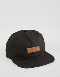 Mitchell And Ness Snapback Cap Ballpark Black
