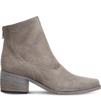 Ld Tuttle The Door Leather Boots Grey