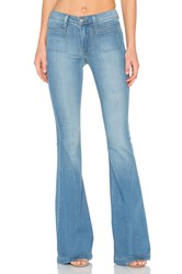 Paige Vintage High Rise Canyon Bell Aubrey