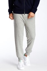 Vince Lux Wool And Cashmere Blend Sweatpant Gray
