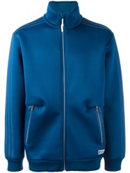 Adidas 'Technical' Jacket Blue