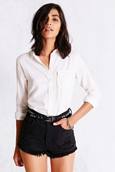Bdg Classic White Oxford Button Down Shirt