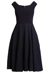 Ted Baker Cocktail Dress Party Dress Navy Blue