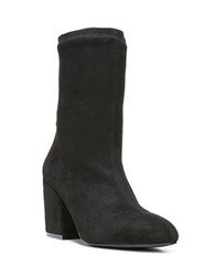 Fergie Dante Stretch Ankle Bootie Black