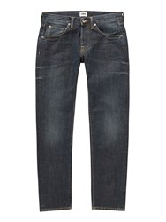 Edwin Ed 55 Relaxed Tapered Jeans Mid Load Wash